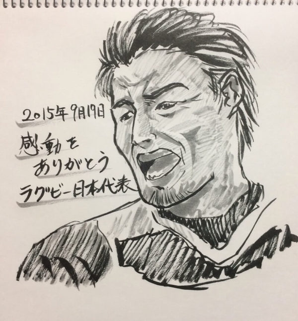 ラグビーのポジション解説/#4~5 ロック編