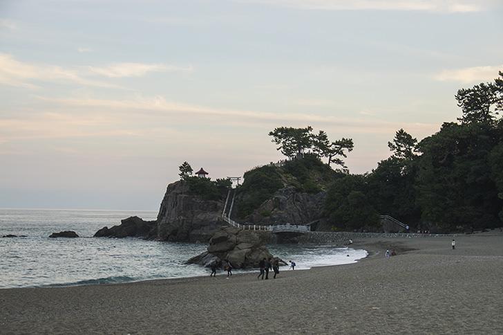 【桂浜】龍馬像の近くでフカセ釣り【チヌがいない】