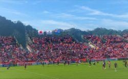 【ラグビー日本代表】日本vsフィジー@釜石鵜住居復興スタジアム行ってきました!
